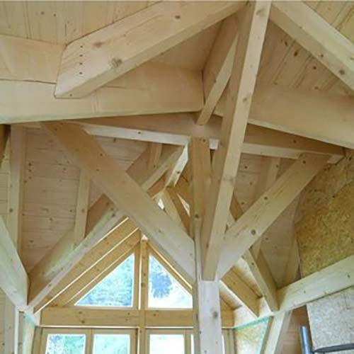 Lux Bau Zimmerei Dachstuhl