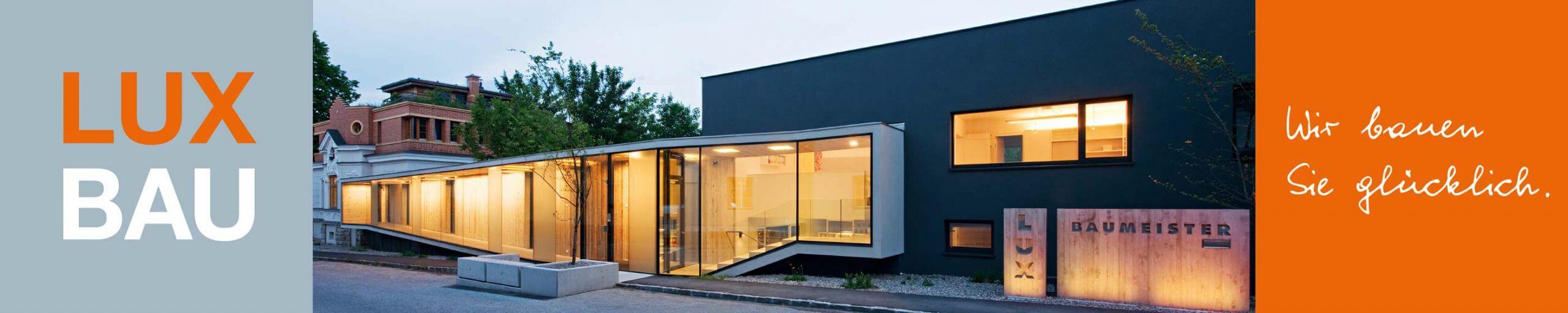 Lux Bau Zentrale Hainfeld