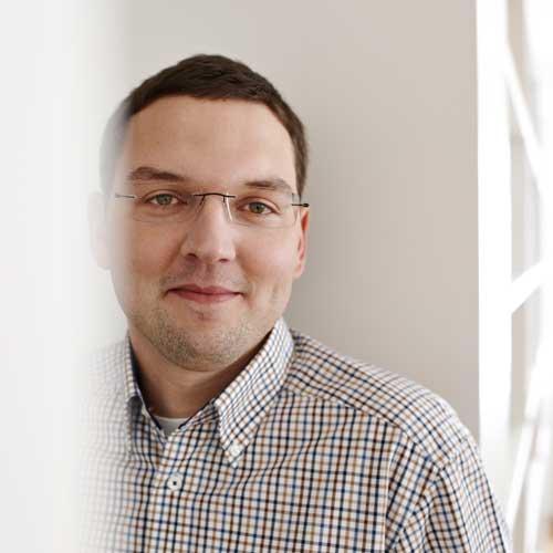 Lux Bau Mitarbeiter Andreas Maier