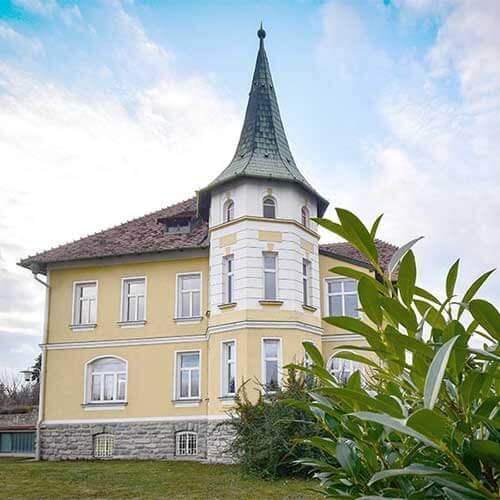 Lux Bau Bauwerk Herzogenburg