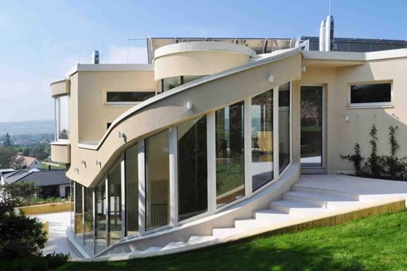 Lux Bau Referenz Einfamilienhaus Gainfarn