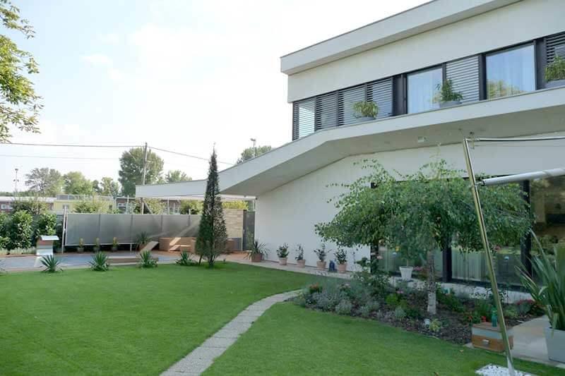 Lux Bau Referenz Einfamilienhaus Wien 1220