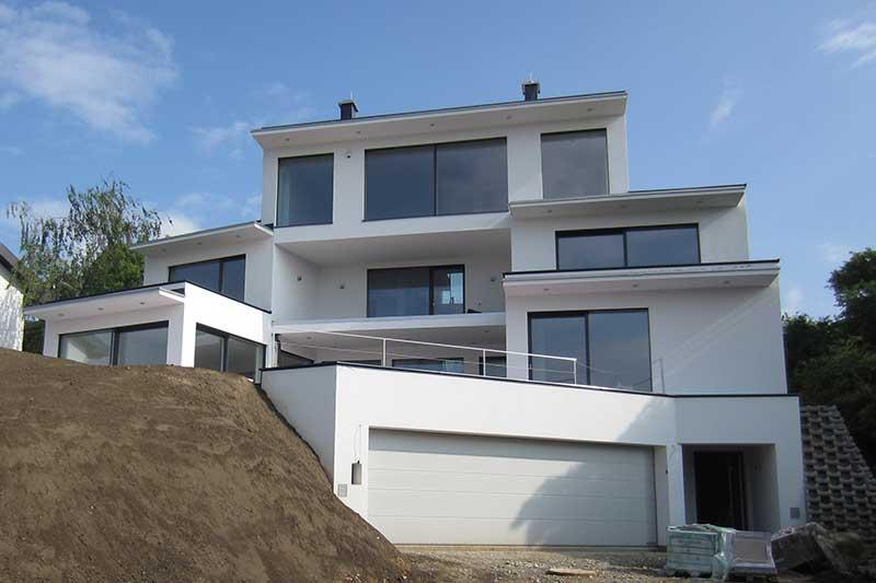 Lux Bau Referenz Einfamilienhaus 1230