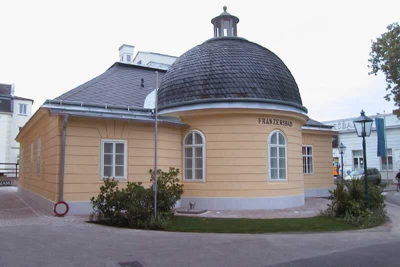 Lux Bau Referenz Franzensbad Baden