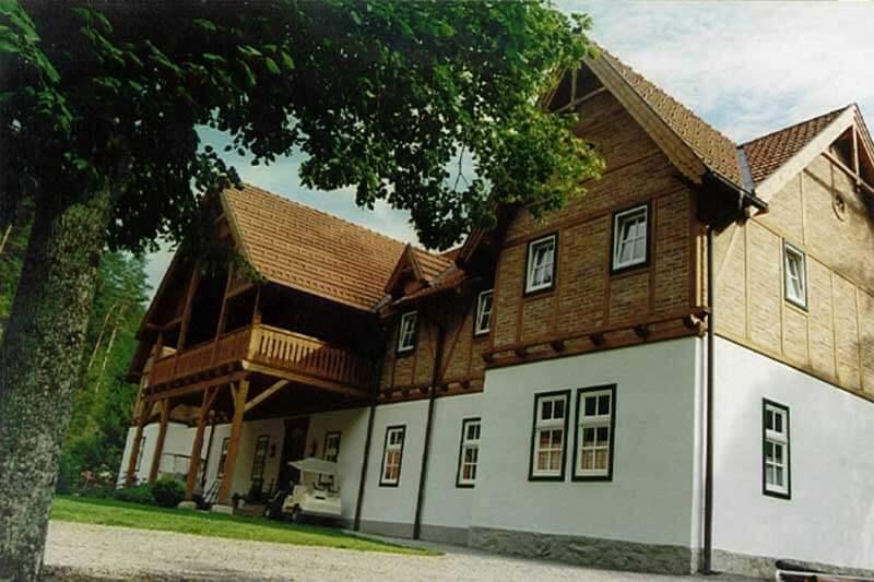 Lux Bau Referenz Golfclub Adamsthal