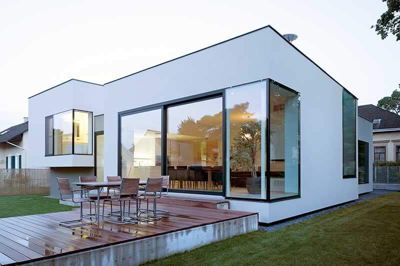 Lux Bau Referenz Haus Elise