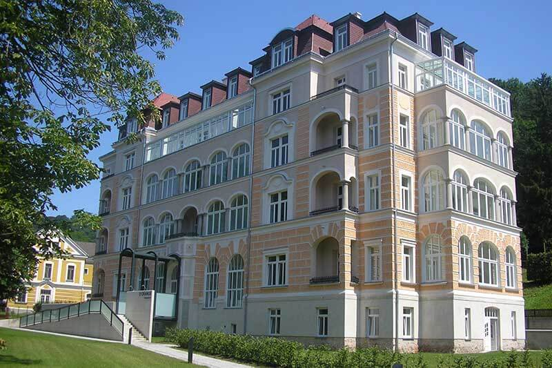 Lux Bau Referenz Hotel D'Orange