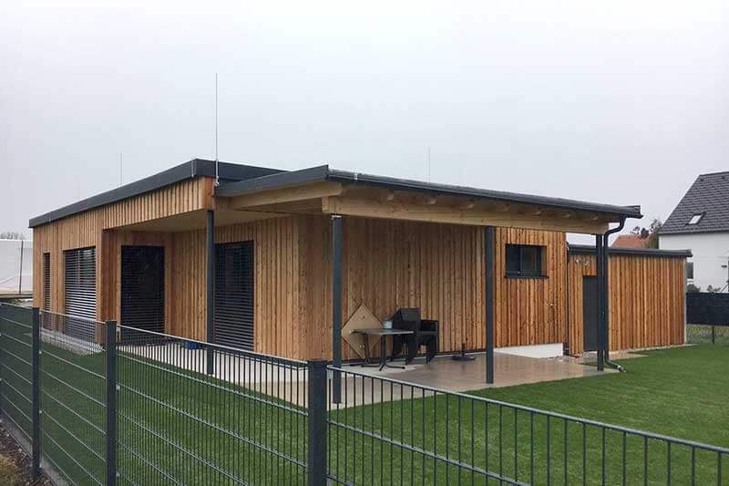 Lux Bau Referenz Thoma Haus