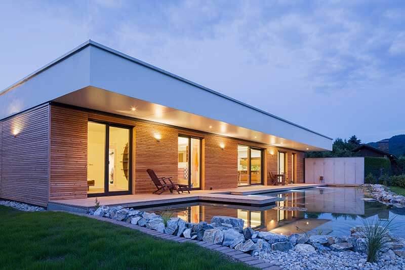 Lux Bau Referenz Wohnhaus KUK