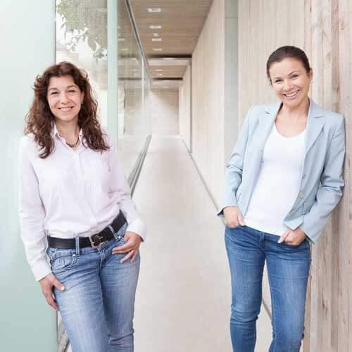 Lux Bau Sekretariat Marion Reischer Elisabeth Lechner