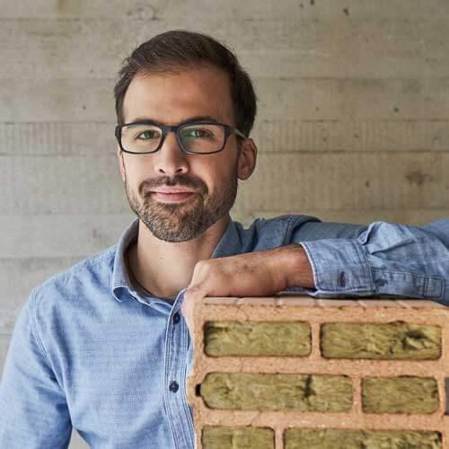 Lux Bau Mitarbeiter Philipp Topf