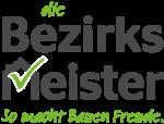 Lux Bau Bezirksmeister Logo
